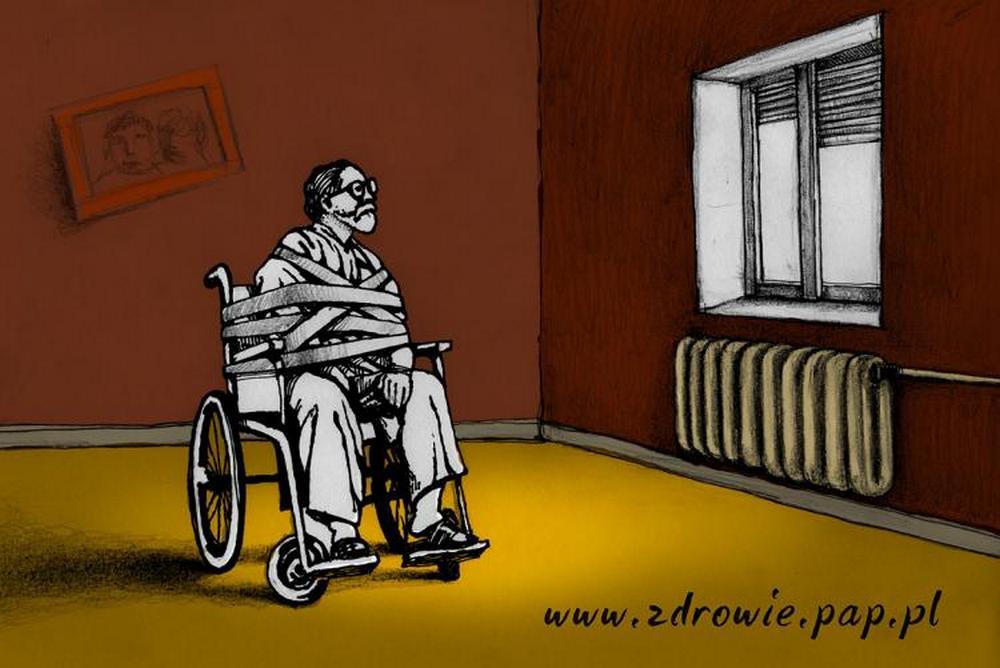 Przemoc wobec osób starszych